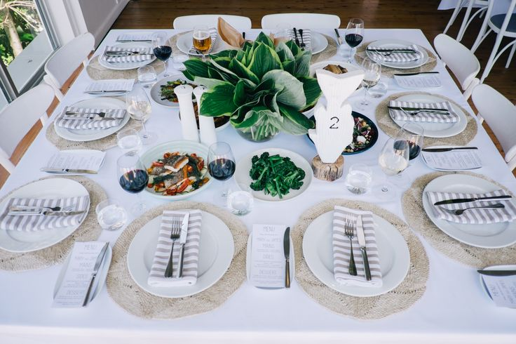 Table styling by Moby Dicks || Photo by Alex Carlyle