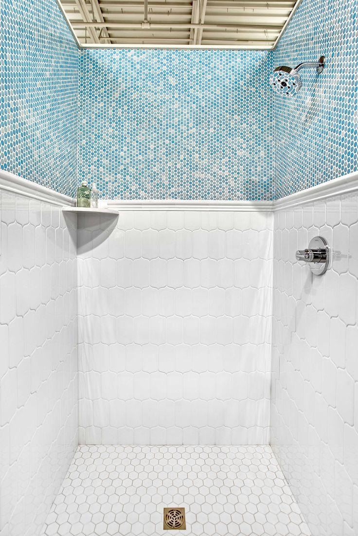 533 Best Bathroom Images On Pinterest Tile Ideas Shower