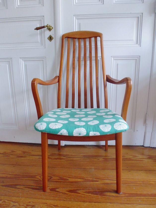 Perfekt Vintage Stuhl Schou Andersen // Danish Vintage Chair Via DaWanda.com