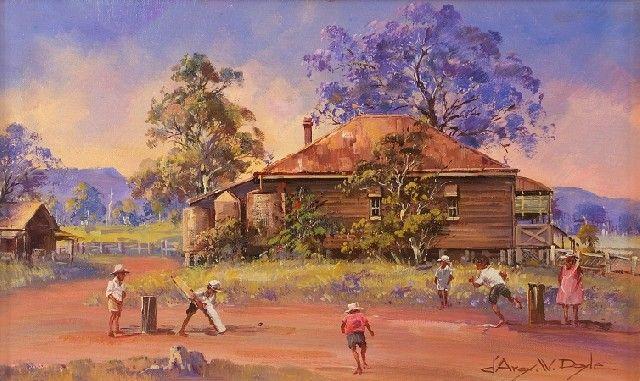 Darcy doyle australian artists pinterest australian for Australian mural artists