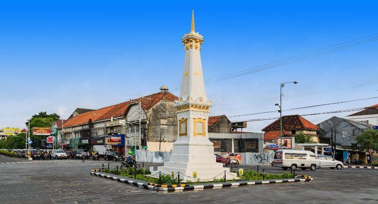 Yogyakarta City, Java Island Indonesia - Yogyakarta Tourism
