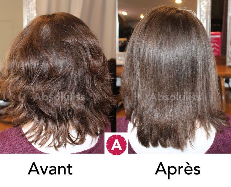Delphine a des cheveux indisciplinés et qui ont tendance à frisotter, pour maîtriser sa chevelure Delphine se tourne tous les trois mois vers un lissage brésilien ;) #keratine #hair #coiffure #instabeauty #lissage #frenchbrand #cheveuxnaturels #sansformol #lissageparis #brushing #hairstyle #sanssulfate #keratintreatment #beforeandafter #ONJML #baràlissage #lissagebresilien #cheveuxlisses #montparnasse #paris #tendance #cheveuxmagnifiques #cheveuxbrillants #avantapres #cheveuxondulés…