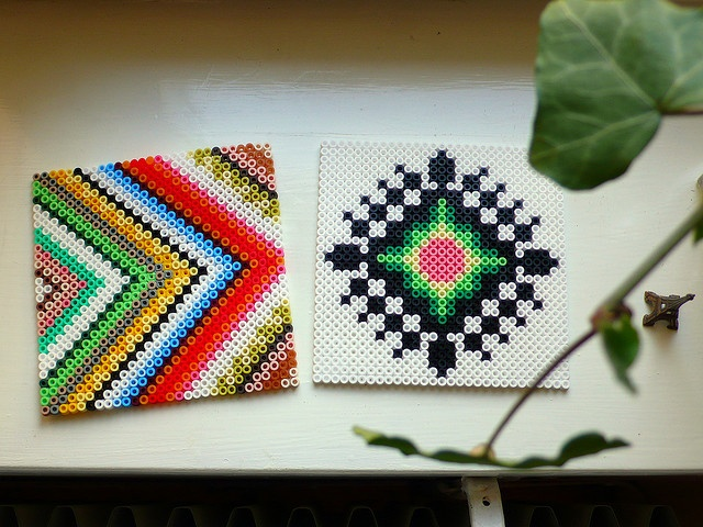 64 Best Images About Hama Coasters On Pinterest Perler