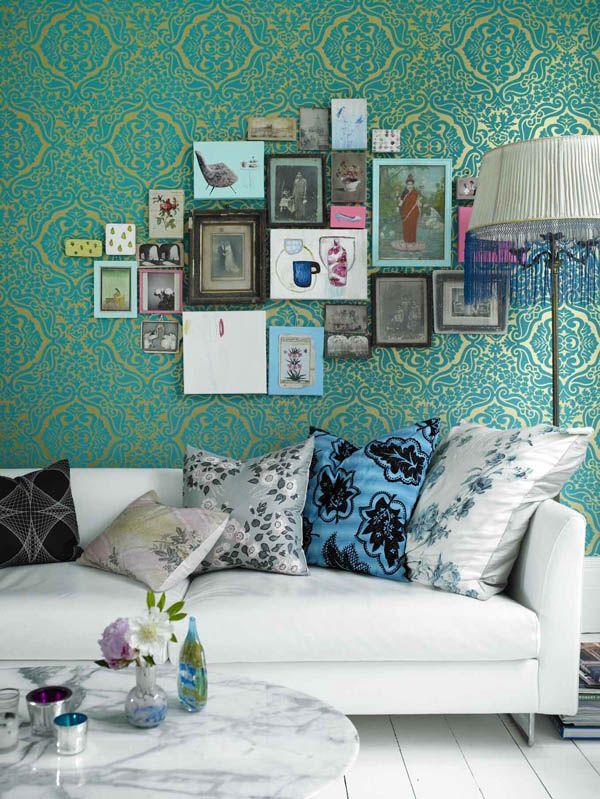 Photo: James Merrell, Styling: Amanda Talbot - Shoot for ELLE Decoration UK
