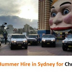 Pink Hummer Hire in Sydney