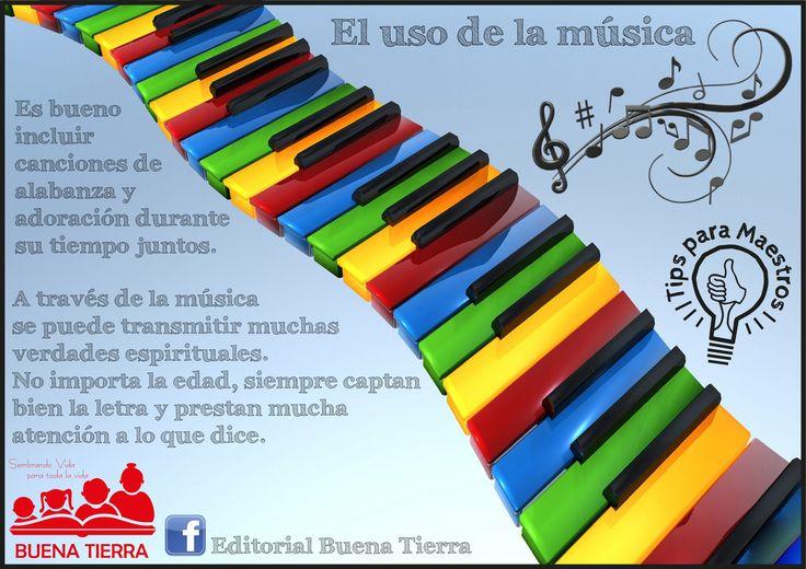 #editorialbuenatierra #musica #niños #escueladomincal