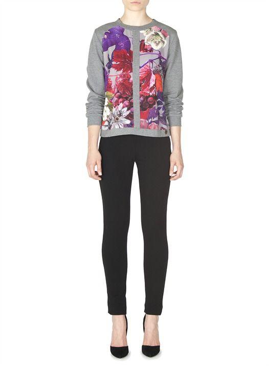 Naughty Dog FW1617 Autumn print sweatshirt, now available 50% off!