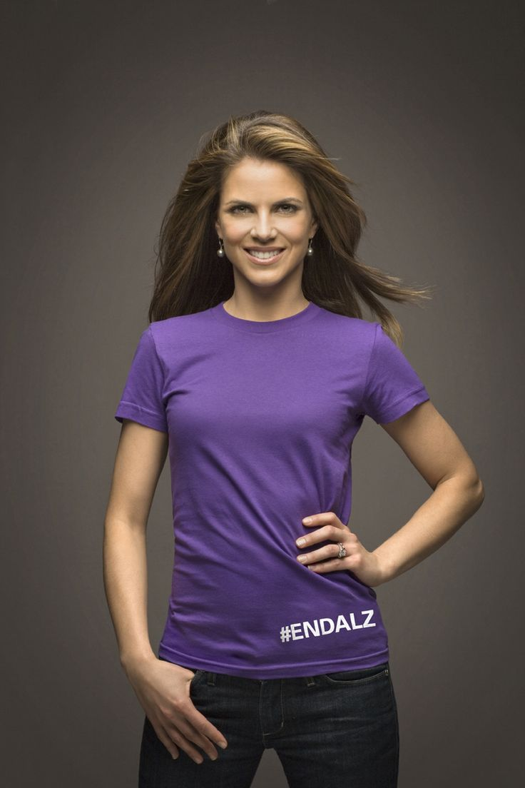 """It's time to speak up. Raise your voice to end Alzheimer's disease."" - Natalie Morales, Alzheimer's Champion #ENDALZ"