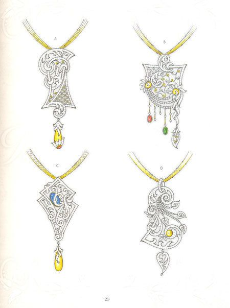 ISA BELL JEWELLERY BOOK