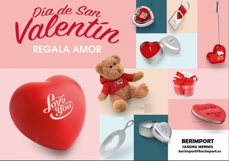 Ideas para regalar en San Valentín  berimport@berimport.es  #sanvalentin #regalaamor #todocorazon #regalos