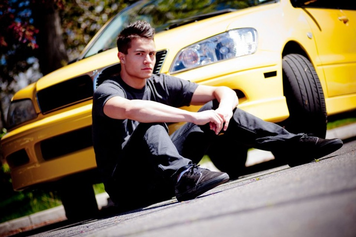 Senior Picture Ideas @Megan Hannon  I think this is definitely a must have shot.  we'll provide the car.