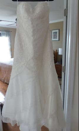 Wtoo wedding dress currently for sale at 81% off retail.