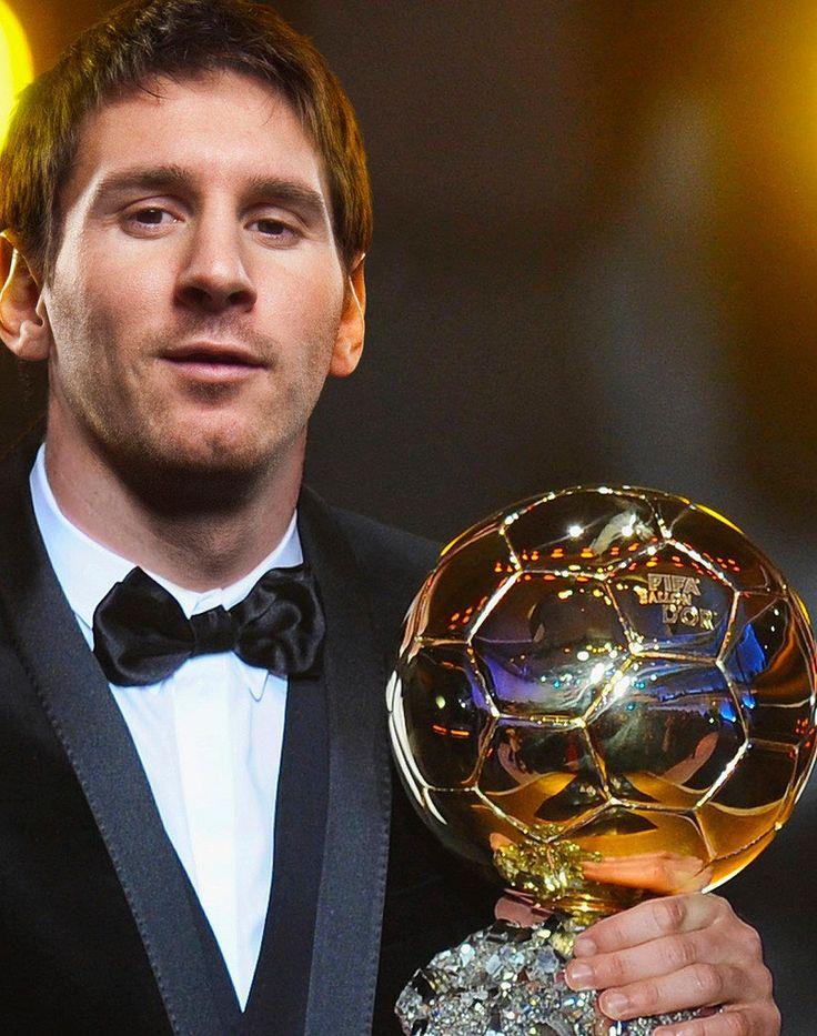 Lionel Messi... Ballon d'Or #4 baby