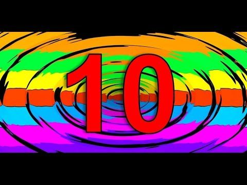 The Skip Counting by 10 Song- This is a quick song that I could use during a math transition to move to the next thing we are going to do in math and practice counting by 10's forward and back.