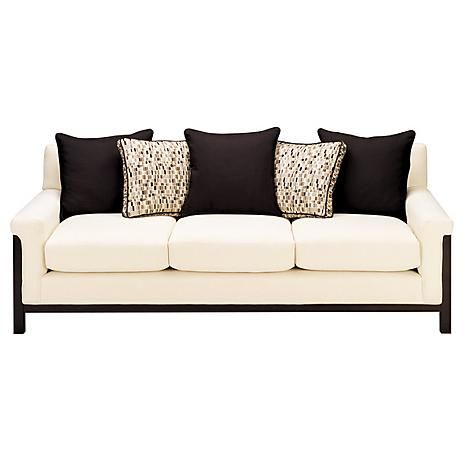 Sure Fit Soft Suede Sofa Slipcover Most Comfortable Set Best 25+ Cream Ideas On Pinterest | Classic Home ...