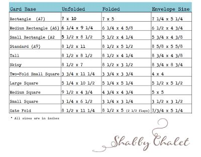 Best  Envelope Size Chart Ideas On   Card Sizes