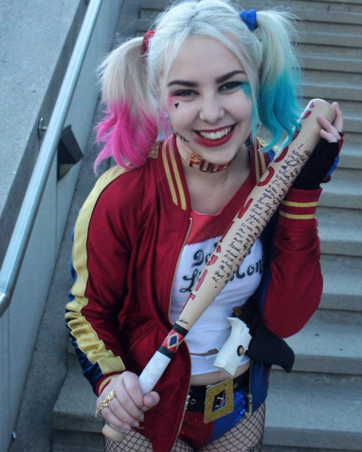 Sneak peek at the most fun shoot ever!  Photo by Kelsey Inkol #HarleyQuinn #SuicideSquad
