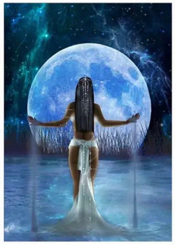 Full Moon Goddess
