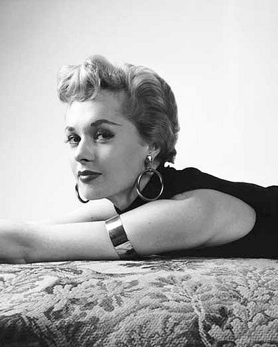 Tippi Hedren in a Fashion Jewellery Shot, 1950s