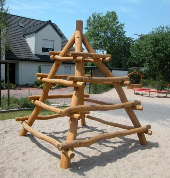 17 best ideas about outdoor play equipment on pinterest kids outdoor play equipment - Natural playgrounds for children ...