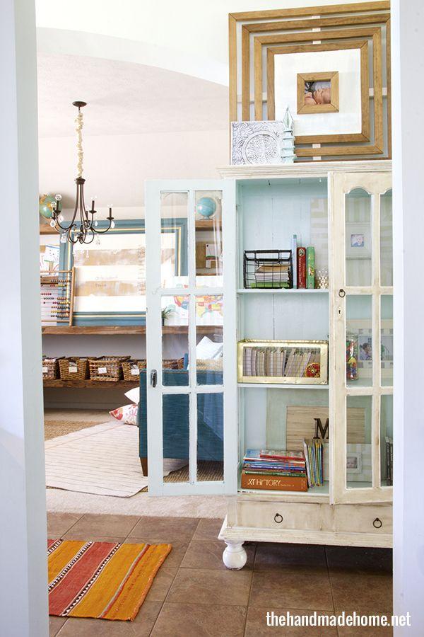 24 best Homeschool Area Storage & Design images on Pinterest | Room ...