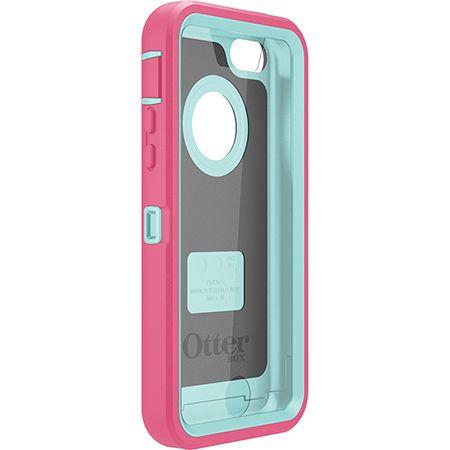 iPhone 5C Case   Defender Series case by OtterBox // fast i ljusblått eller neongult ;)