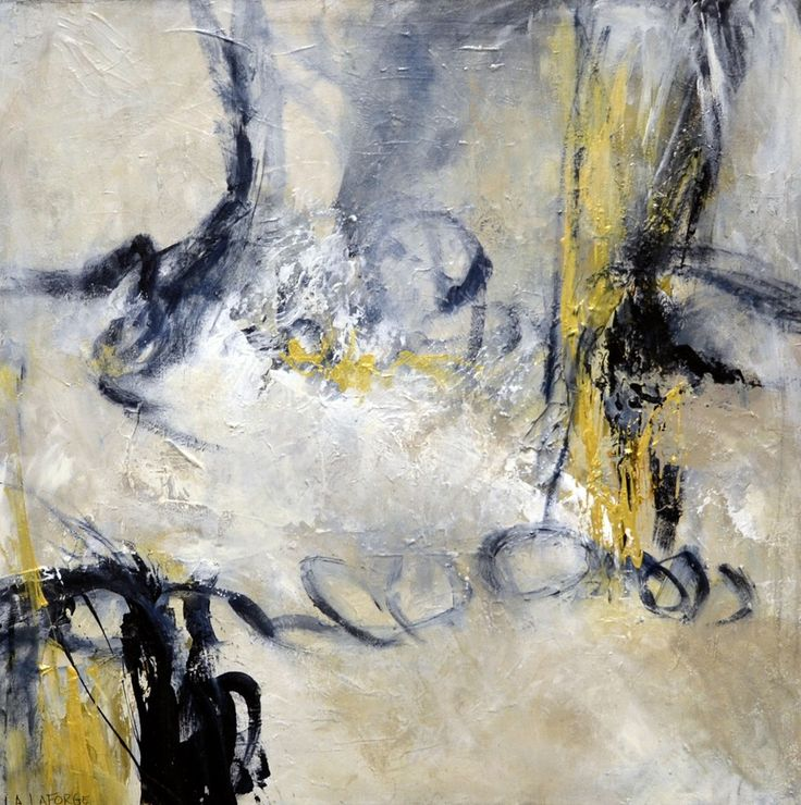 thesis on abstract painting Color field painting was pioneered in the search for a style of abstraction that  might provide a modern ideas and yet express a yearning for the infinite.