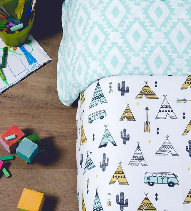 INNOVACIÓN Y MODA  La calidad del algodón empleado para confeccionar las sábanas y fundas de Sisomdos es similar a la comúnmente utilizada para elaborar camisetas, faldas o vestidos, lo que asegura un tacto suave y una perfecta caída. Sisomdos | Ventas en Westwing