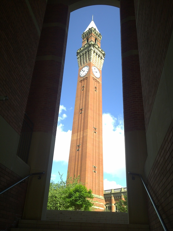 Old Joe (the world's tallest freestanding clock tower)