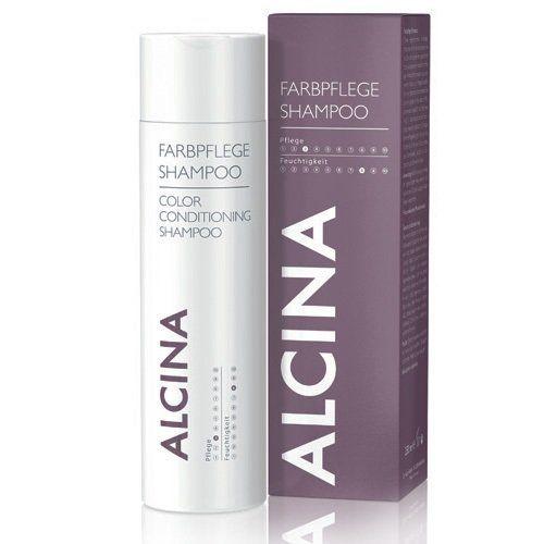Alcina Farbpflege-Shampoo Šampūnas dažytiems plaukams 250ml