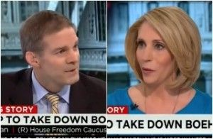 Dana Bash to GOP Rep: 'Impossible' for Speaker Boehner to Govern Because of You