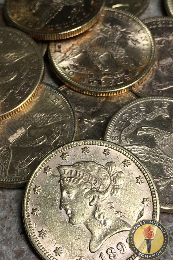 10 U S Liberty Gold Coins Gold Coins Gold Bullion Coins Gold And Silver Coins