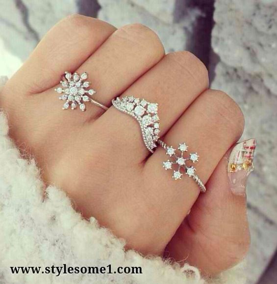 Loving these rings