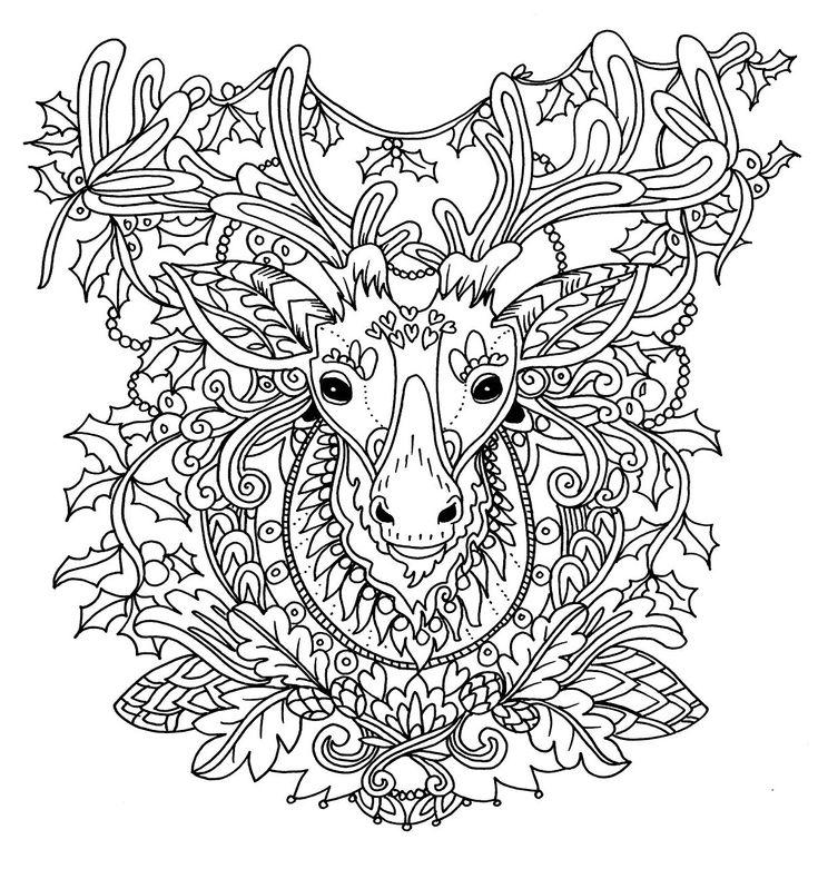 арт-раскраска мир животных самый