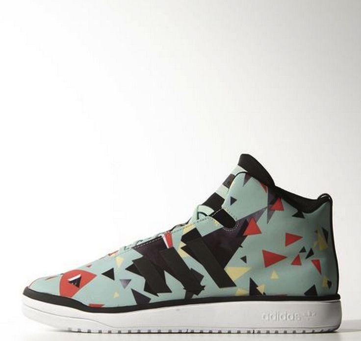 Adidas Originals Veritas Core Black Mint Green B34527 $240.00