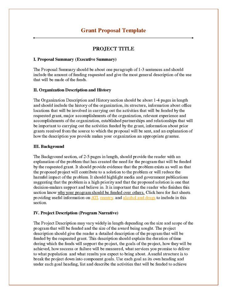 25+ unique Proposal sample ideas on Pinterest Business proposal - proposal sample