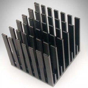 Heat Sink for Power LEDs - Size 3