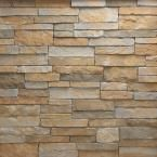 Stacked Stone Cascade Corners 100 lin. ft. Bulk Pallet Manufactured Stone