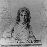 Signed and dated 1779, this self-portrait sums up Flaxman's early artistic…