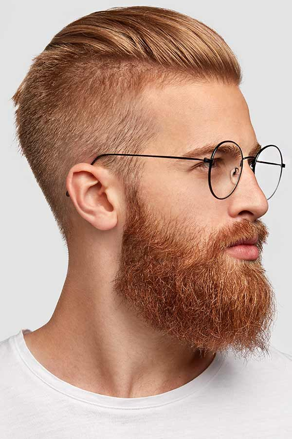 The Inspiring Collection Of The Best Hairstyles For Red Hair Men Undercut Long Hair Red Hair Men Mens Hairstyles