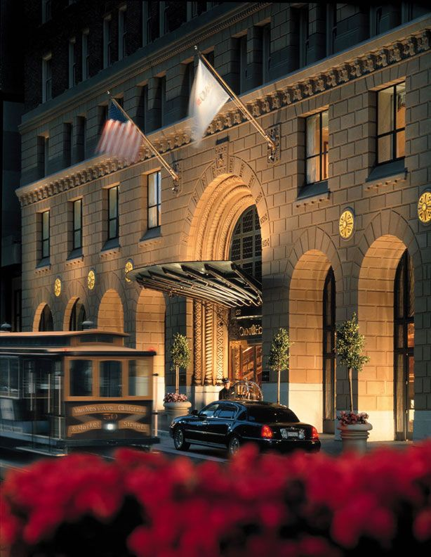 Omni San Francisco Hotel - San Francisco, CA San Francisco Hotel Interior Designs