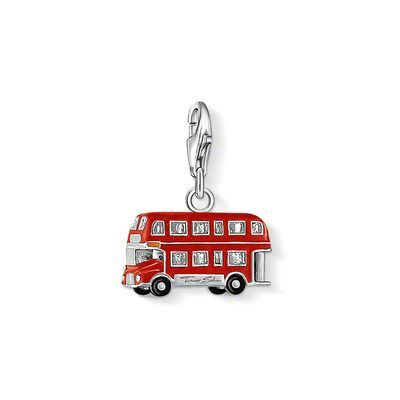 THOMAS SABO Charm Club London Bus - need this as an ode to my dad's birthplace!