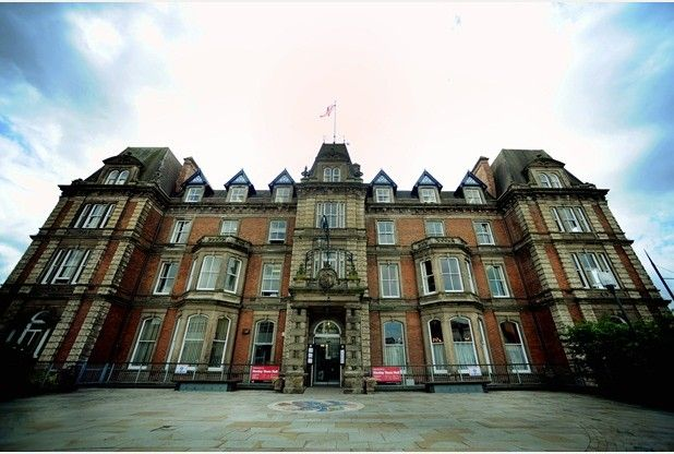 Could Hanley Town Hall be haunted?