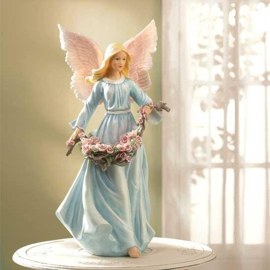 - Angel Figurine