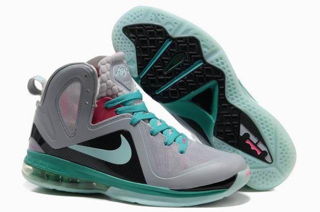 Nike LeBron 9 P. Elite Grey Green, cheap Nike LeBron 9 P. Elite, If you  want to look Nike LeBron 9 P. Elite Grey Green, you can view the Nike LeBron  9 ...