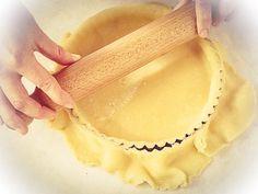 La pasta brise' all'olio extravergine d'oliva   La cucina di Corrado