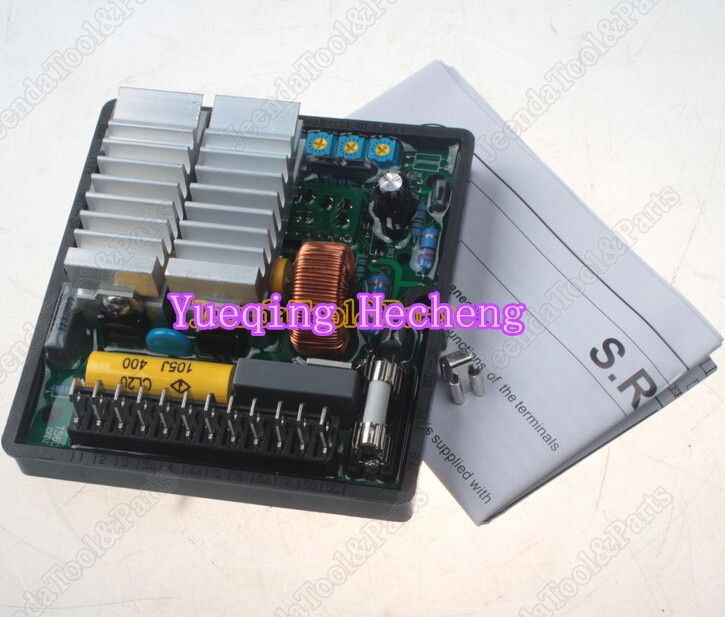 New Automatic Voltage Regulator AVR SR7 For Mecc Alte Generator SR7-2G Free&Fast shipping by DHL/FEDEX express