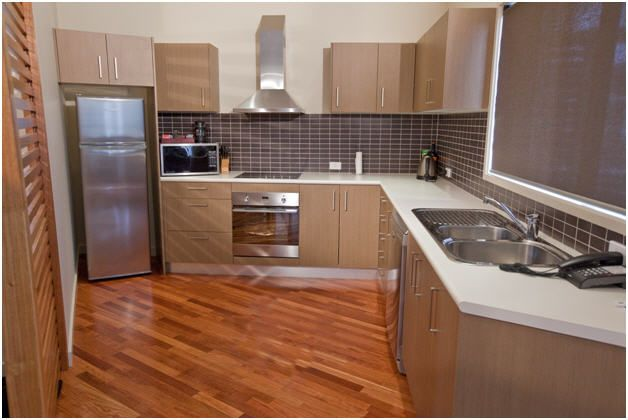 Get ready to cook in a 2-Bedroom Deluxe apartment at Wyndham Seven Mile Beach, Hobart