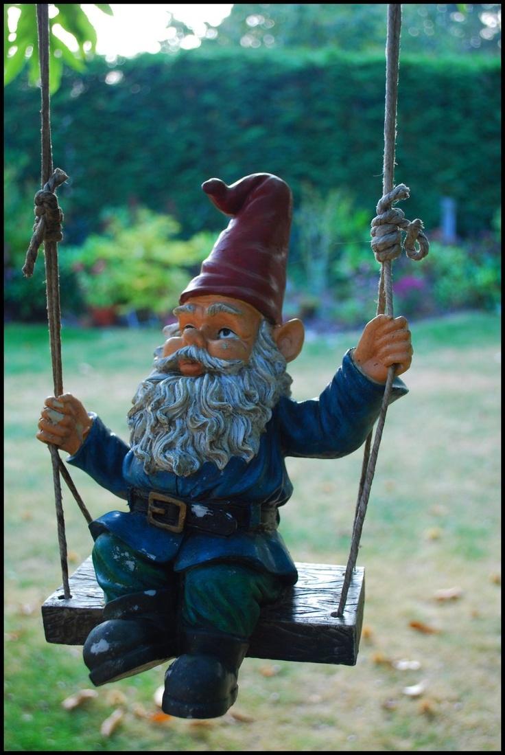 186 best Geek: Gnomes!! images on Pinterest   Fairies garden ...