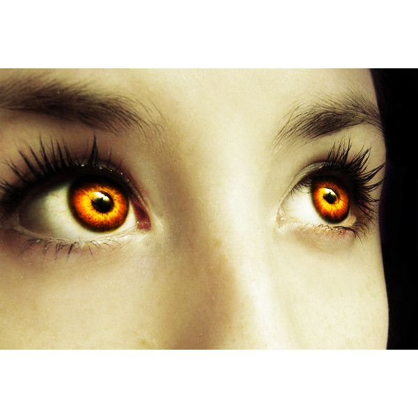 Fire_in_Her_Eyes_by_xxxSING_THE_SORR.jpg - Bilder und Fotos kostenlos... ❤ liked on Polyvore featuring beauty products, makeup, eye makeup, eyes, beauty, olhos and mac cosmetics